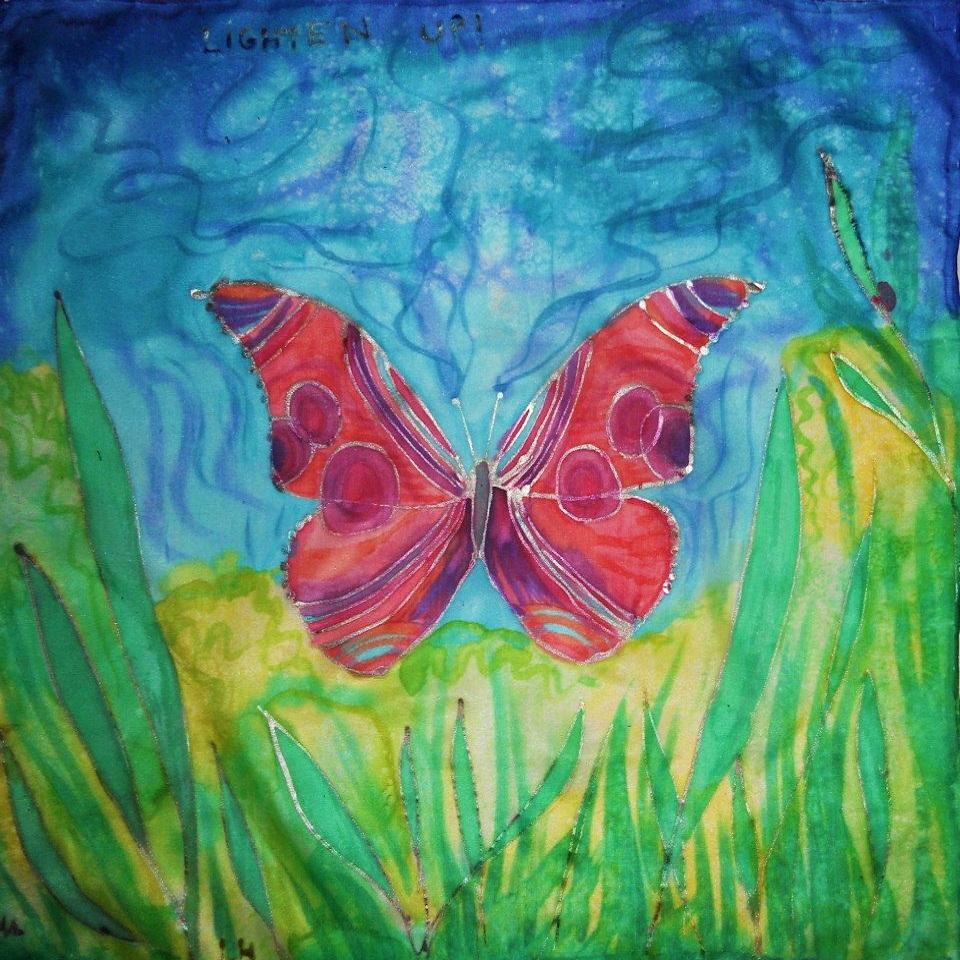 Mariposa/ Butterfly-Lighten up! (2012)