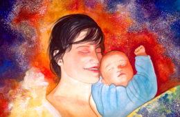 ´´Mi amiga Eva y su hijo, Pedro´(2015) – vendido