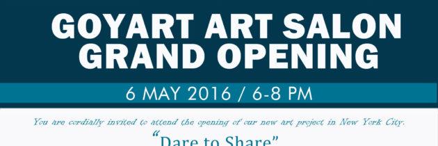 Exposición en New York (Abril – Mayo 2016)