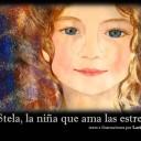 Stela, la niña que ama las estrellas