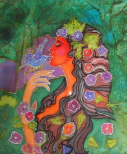 Reina del bosque (2013) – vendido