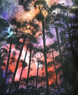 Cielo abierto (2015) – vendido