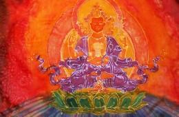 Buddha (2013)-vendido