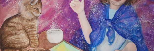 ´´Stela pintado recuerdos de sus sueños´ (2016)