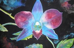 Flor azul (2014)