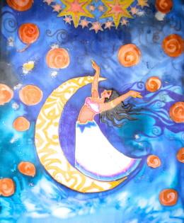 Danzando con la Luna (2014)